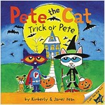 Pete the Cat: Trick or Pete (Paperback)