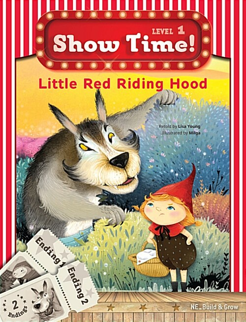 Show Time Level 1 : Little Red Riding Hood