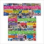 Why? 와이 초등과학학습만화 시리즈 81~90권 세트(아동도서2권+노트3권)