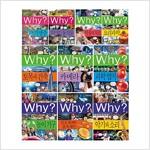 Why? 와이 초등과학학습만화 시리즈 84~93번 전10권 세트/아동도서2권+노트3권 증정