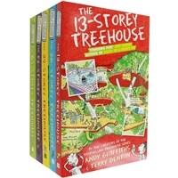 13층 나무집 시리즈 5종 세트 (5 paperbacks, 영국판)
