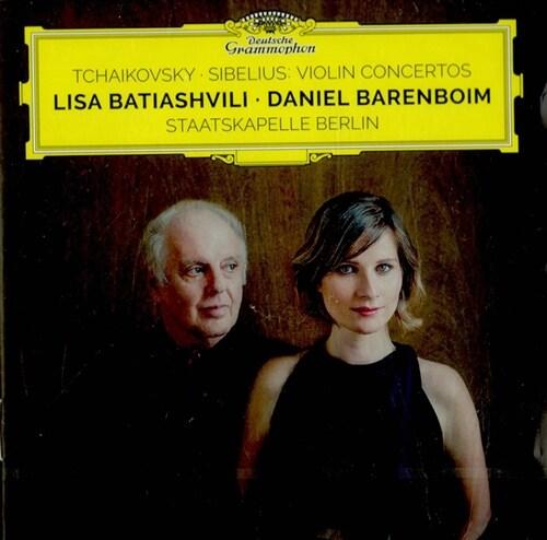 [수입] 차이코프스키 & 시벨리우스 : 바이올린 협주곡