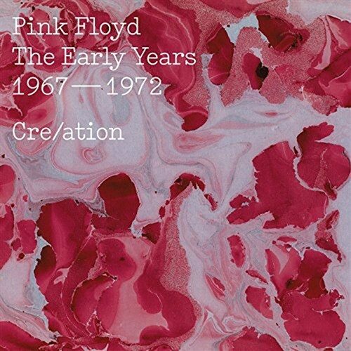 Pink Floyd - The Early Years 1967 - 1972 Cre/ation [2CD 디지팩]