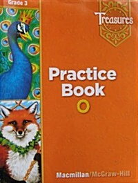 Treasures Grade 3 : On-Level Practice Book (Paperback, Workbook)