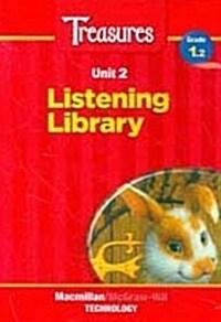 Treasures Grade 1.2: Audio CD 1장