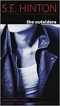 [중고] The Outsiders (Mass Market Paperback)