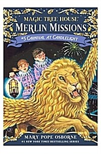 Merlin Mission #5 : Carnival at Candlelight (Paperback)