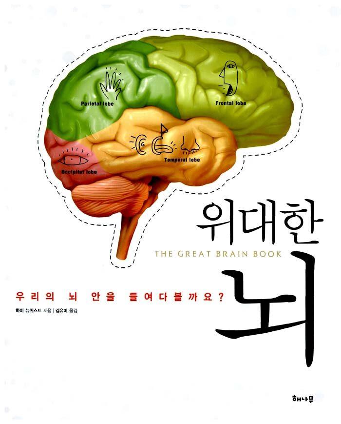 위대한 뇌 : 우리의 뇌를 들여다볼까요?