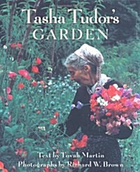 Tasha Tudors Garden (Hardcover)