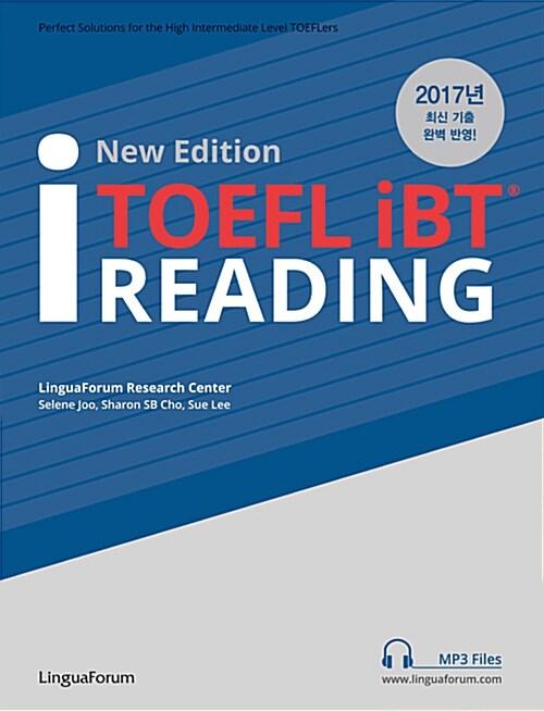 New Edition TOEFL iBT i Reading