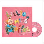 Pictory Set 마더구스 1-01 / Little Miss Muffe (Hardcover + CD)