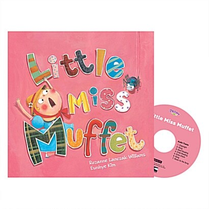 Pictory Set 마더구스 1-01 / Little Miss Muffe (Hardcover + CD)