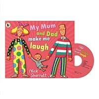 Pictory Set 1-47 / My Mum and Dad Make Me Laugh (Paperback + CD 1장)