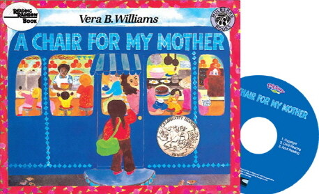 Pictory Set 2-19 / A Chair for My Mother (Paperback + CD 1)