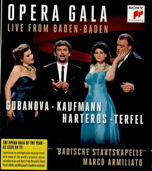 [수입] [블루레이] 오페라 갈라 - 2016 바덴바덴 실황