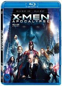 엑스맨 [비디오녹화자료] : 아포칼립스 / Blu-ray ed
