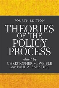Theories of the policy process / 4th ed
