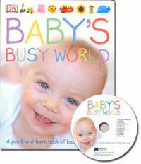 노부영 Baby's Busy World (Boardbook + CD)