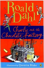 Charlie and the Chocolate Factory (Paperback, 미국판)