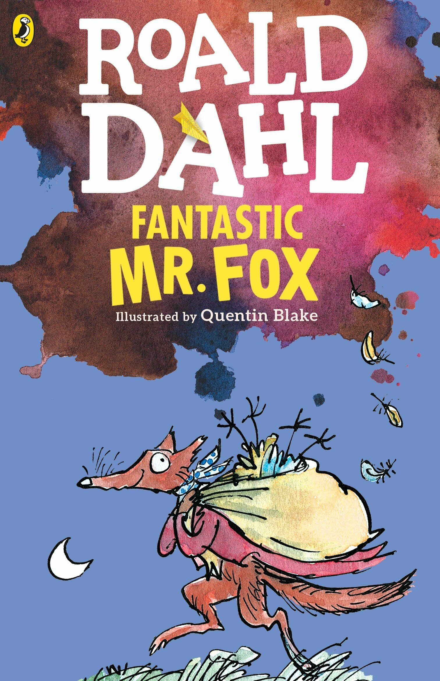 Fantastic Mr. Fox (Paperback, 미국판)