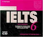 Cambridge IELTS 6 (Audio CD 2장, 교재별매)