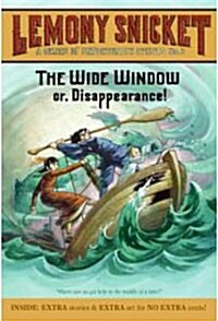 A Series of Unfortunate Events #3: The Wide Window (Paperback)