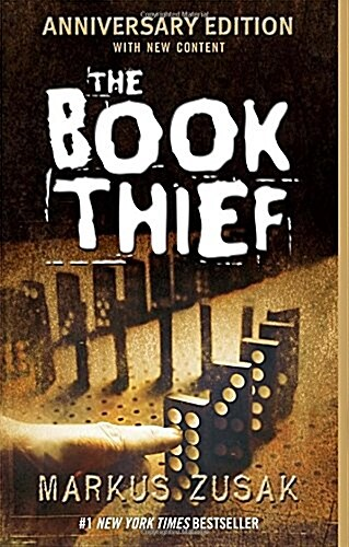 [중고] The Book Thief (Paperback)