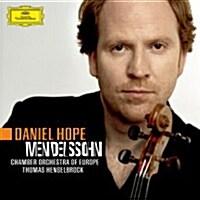 [중고] 다니엘 호프 - 멘델스존 : 바이올린 협주곡