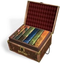 Harry Potter Hardcover Book #1-7 Bpxed Set (Hardcover 7권)