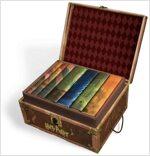 Harry Potter Hardcover Boxed Set: Books 1-7 (Boxed Set)