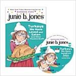 Junie B. Jones #28 : First Grader : and Other Thankful Stuff (Paperback + CD 2장)
