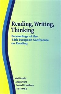 Reading, writing, thinking : proceedings of the 13th European Conference on Reading