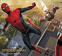 Spider-Man: Homecoming: The Art of the Movie (Hardcover)