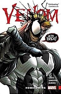 Venom, Volume 1: Homecoming (Paperback)