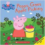 Peppa Goes Apple Picking (Peppa Pig) (Paperback)