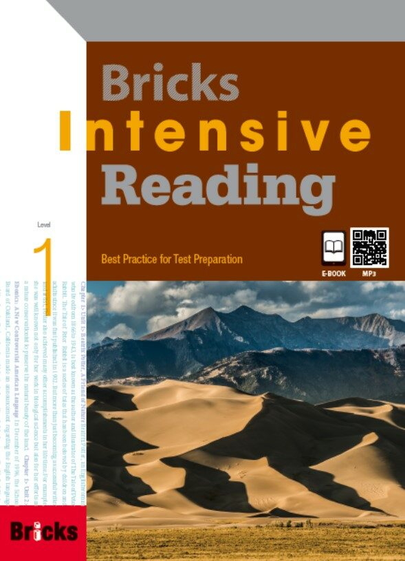 Bricks Intensive Reading 1 (StudentBook + Workbook + E.CODE, NEW)