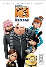 Despicable Me 3: The Junior Novel (Paperback)