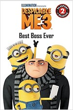 Despicable Me 3: Best Boss Ever (Paperback)