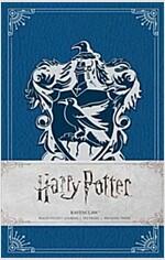 Harry Potter: Ravenclaw Ruled Pocket Journal (Hardcover)