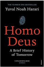 Homo Deus : A Brief History of Tomorrow (Paperback, 영국판)