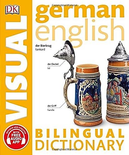German-English Bilingual Visual Dictionary (Paperback)