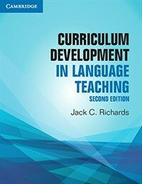 Curriculum development in language teaching / 2nd ed