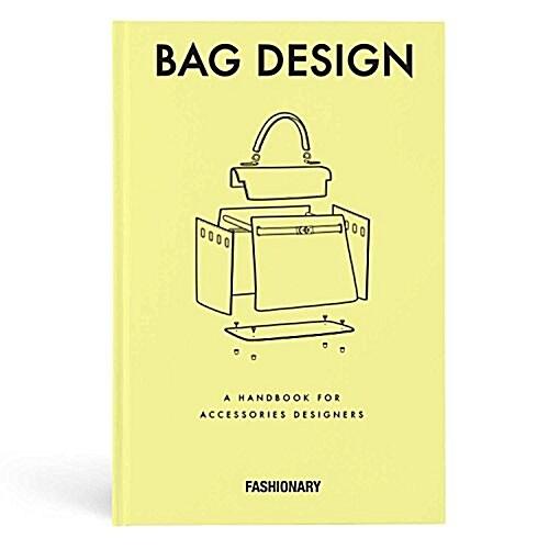 Fashionary Bag Design (Hardcover)