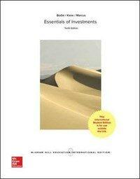 Essentials of Investments (Paperback, 10 Rev ed)