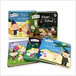 Ben and Holly's Little Kingdom 보드북 5종 Set (5 Boardbook)