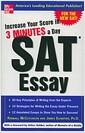 [중고] Increase Your Score in 3 Minutes a Day: SAT Essay (Paperback)