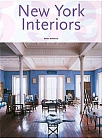 New York Interiors (Hardcover)