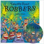 노부영 세이펜 Twenty-Four Robbers (Paperback + CD)
