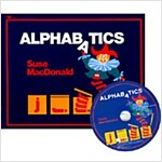 노부영 Alphabatics (Paperback + CD)