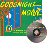 Goodnight Moon [With CD (Audio)] (Paperback)